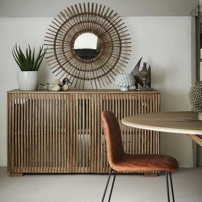 Beaulieu Mindi Wood Buffet Cabinet image 3