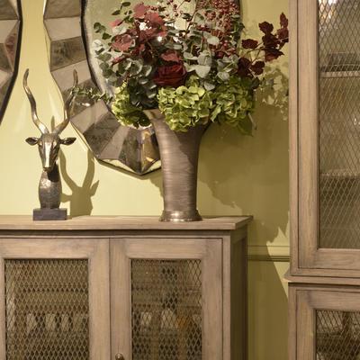 Fairmont Mindi Wood Buffet Cabinet 4 Doors image 2