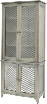 Fairmont Mindi Wood Large Display Cabinet