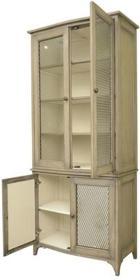 Fairmont Mindi Wood Large Display Cabinet image 3