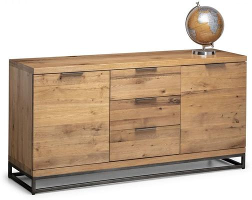 Forza 2 door 3 drawer sideboard