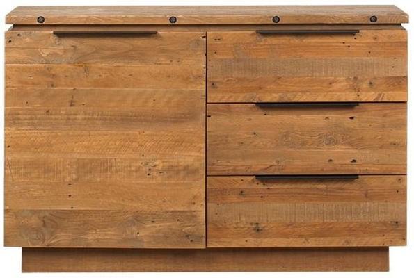 New York 1 door 3 drawer sideboard