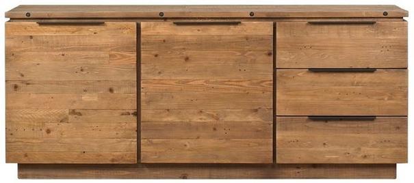 New York 2 door 3 drawer sideboard