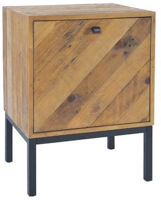 Thorpe Parquet Small Cupboard