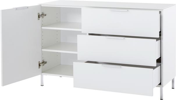 Laura Small Sideboard - White image 3