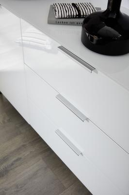 Laura Small Sideboard - White image 4