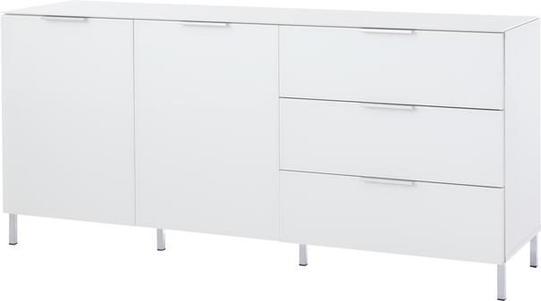 Laura Large Sideboard - WHite