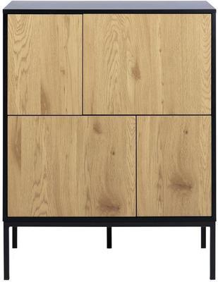 Seafor 4 door cupboard image 2
