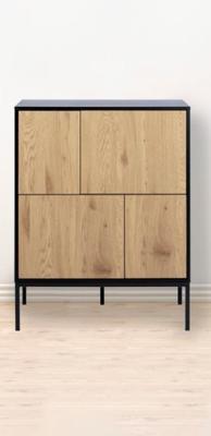 Seafor 4 door cupboard image 5