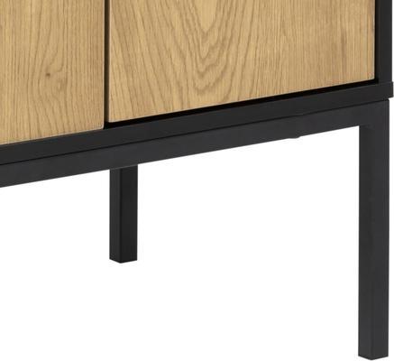 Seafor 3 door 2 drawer cupboard image 7