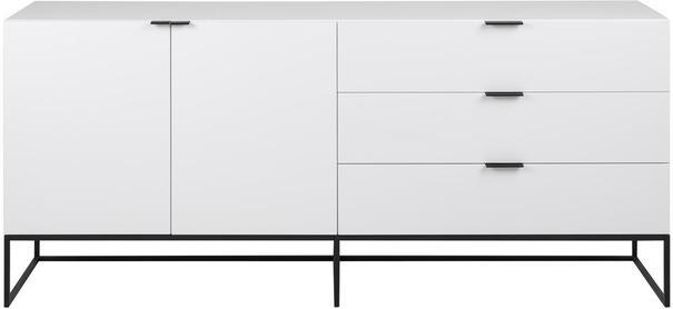 Kiba 2 door 3 drawer sideboard image 2