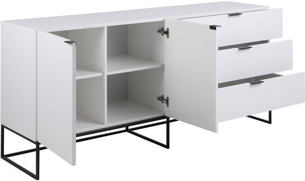 Kiba 2 door 3 drawer sideboard image 3