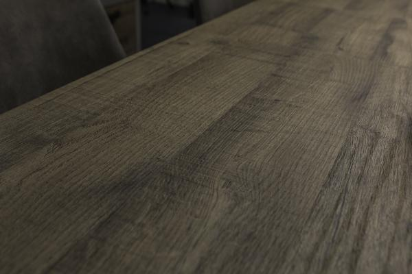 Manhattan Display Vitrine - Grey and New Aged Oak Finish image 6