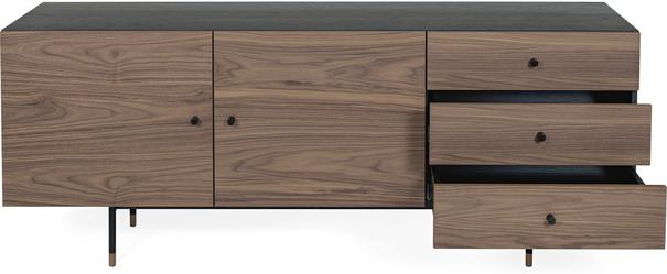 Jugend 2 door 3 drawer sideboard image 6