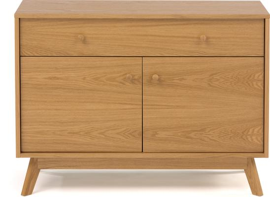 Letvi 2 door 1 drawer sideboard