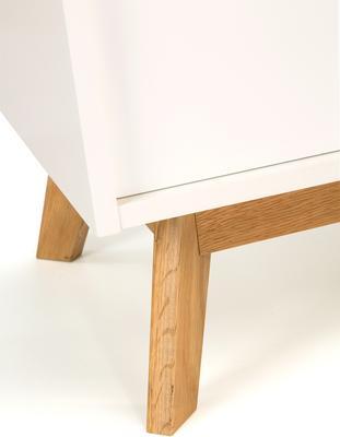 Letvi Nordic 2 door 1 drawer sideboard image 5