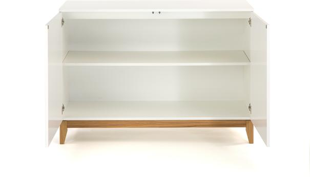 Blanco 2 door sideboard image 3