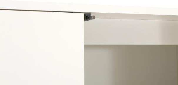 Blanco 2 door sideboard image 4