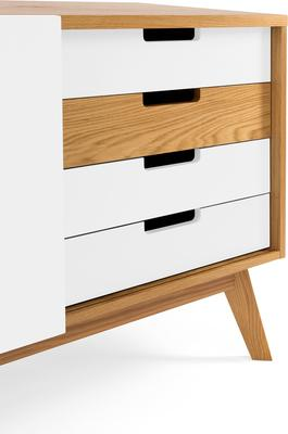 Chaser 2 door 3 drawer sideboard image 10