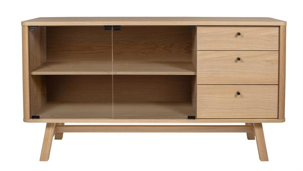 Skagen 2 door 3 drawer sideboard image 2
