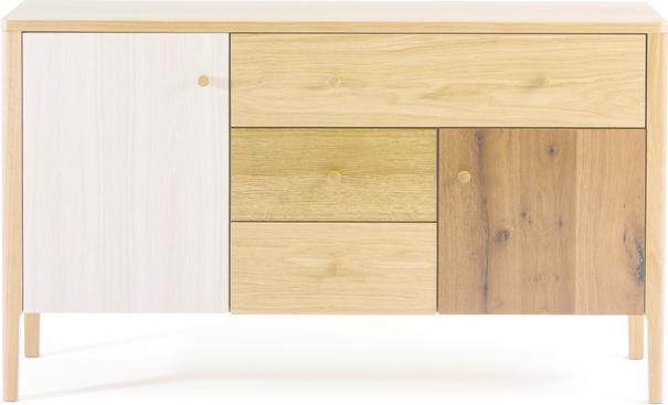 Villa 2 door 3 drawer sideboard
