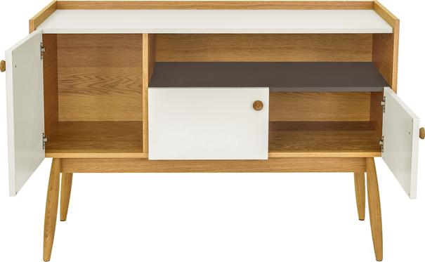 Farsta 3 door sideboard image 3