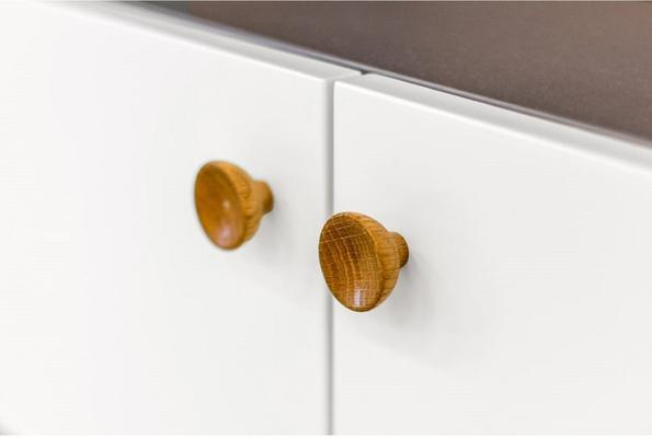 Farsta 3 door sideboard image 10
