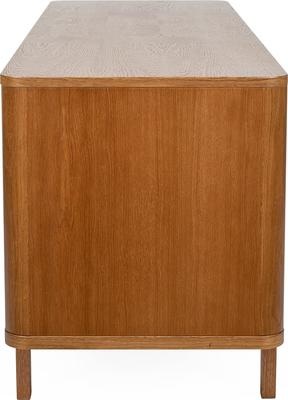 Sumire low 2 sliding door sideboard image 5