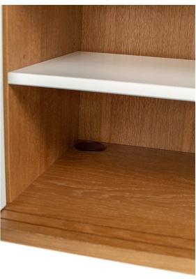 Sumire low 2 sliding door sideboard image 6