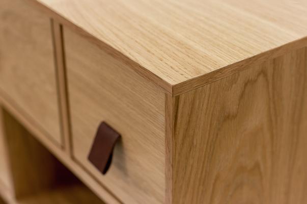 Slussen 1 door 5 drawer cupboard image 6