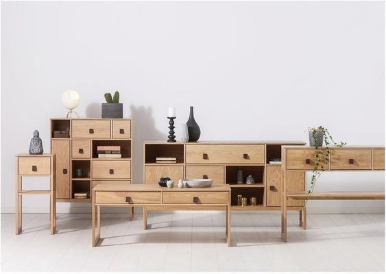 Slussen 1 door 5 drawer cupboard image 9