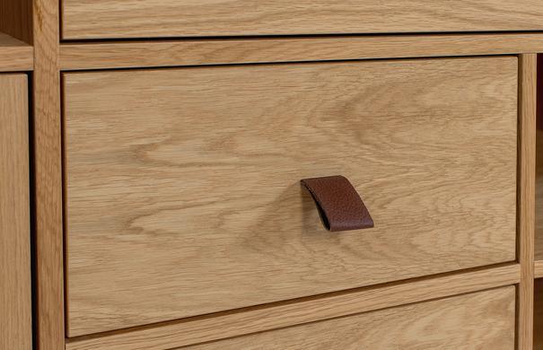 Slussen 2 door 3 drawer sideboard image 5