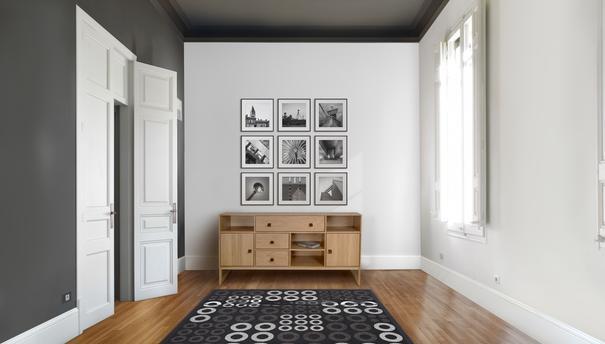Slussen 2 door 3 drawer sideboard image 8