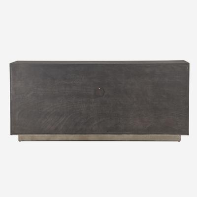 Kinvara 3 Door Sideboard Dark Aged Oak image 9