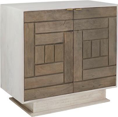 Cubix Geometric Cabinet