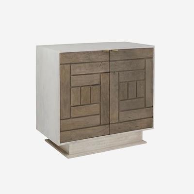 Cubix Geometric Cabinet image 2