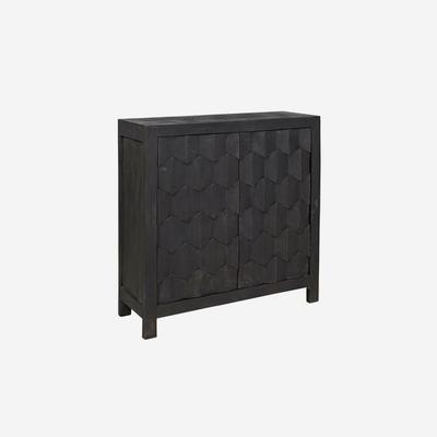 Boyd Cubist Black Ebony Cabinet image 2