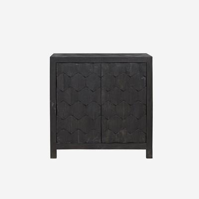 Boyd Cubist Black Ebony Cabinet image 3