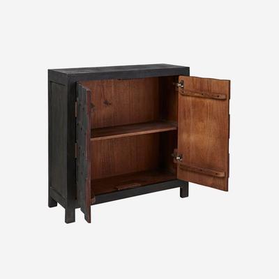 Boyd Cubist Black Ebony Cabinet image 4