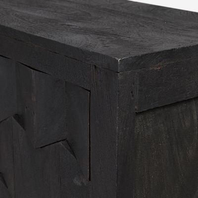 Boyd Cubist Black Ebony Cabinet image 6