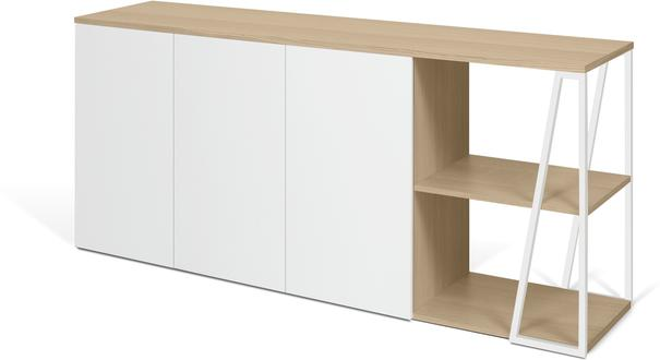 Albi 3 door sideboard image 3