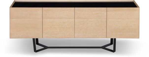 Juno Washed Oak Contemporary Sideboard image 4