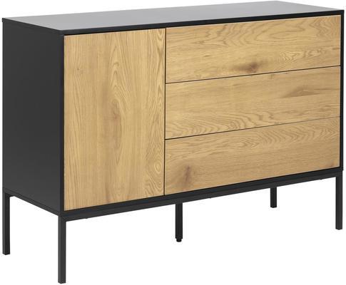 Seafor 1 door 3 drawer sideboard
