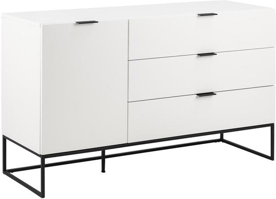 Kiba 1 door 3 drawer sideboard