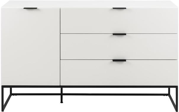 Kiba 1 door 3 drawer sideboard image 2