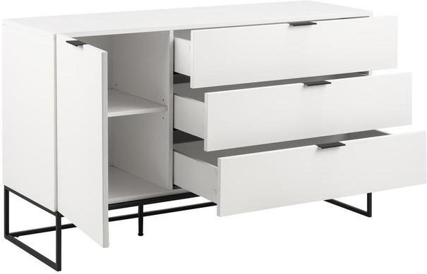 Kiba 1 door 3 drawer sideboard image 3