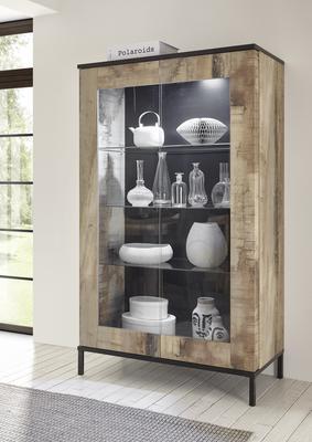 Roma Display Vitrine Inc. LED Spotlight - Natural with Burnt Black Finish