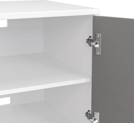 Frank Olsen LED Smart Click Sideboard - White and Grey  image 9
