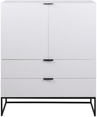 Kiba 2 door 2 drawer cabinet (Sale) image 2