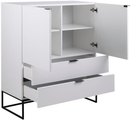 Kiba 2 door 2 drawer cabinet (Sale) image 3